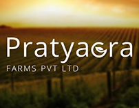Logo & Branding of Pratyagra