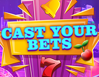 """Cast Your Bets"" - High 5 Games"