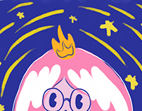 GIF : 🌟Starry Fire 🔥