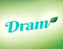 Logo Aromatizador de Ambientes Dram