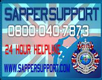 Sapper Support PTSD
