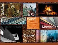 Materials Sketchbook