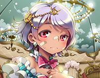 天空のクリスタリア-Gladiator girl