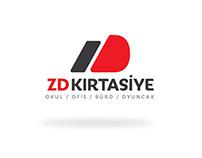 ZD Kırtasiye - Branding
