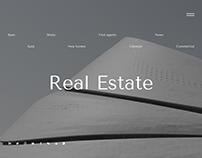 Real Estate __ Free Figma