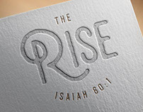 The Rise Brand Mark