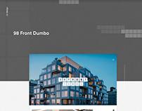 98 Front Dumbo - UI design