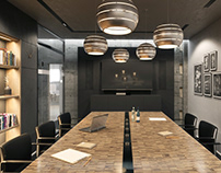 RENO OFFICE / INTERIOR DESIGN / VISUALIZATION