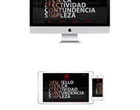 Diseño de Home iwtoa.com.ar