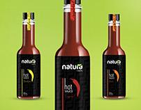 Natura organic hot souce