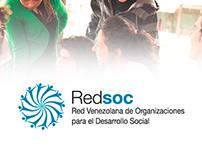 Rediseño Web Redsoc // Refreshing Web Redsoc