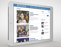 Keilaajalehti - WordPress Magazine -