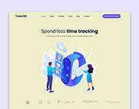 Track Bit UI Design