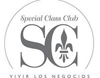 Redes Sociales en Special Class Club - 2010