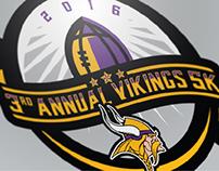 Minnesota Vikings 5K