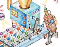 Various robot 6
