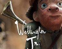 POSTER • Wellington Jr.