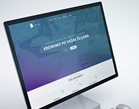 Lavrea - web design