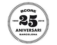 BCore 25 Anniversary