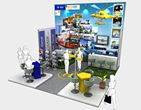 Plan Tours Exhibition Zone