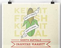 Farmer's Market Collateral