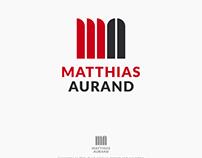 Matthias Aurand Logo