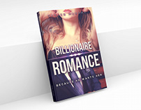 Billionaire Romance Book Cover Design