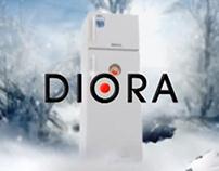 Diora Refrigerator