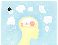 iPad illustrations