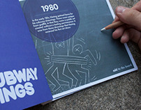 Keith Haring Foundation Brochure
