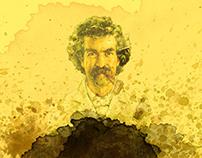 Libro de CD Mark Twain