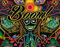 BOOM - DMT Poster