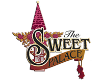 The Sweet Palace - 2012 Rack Card - Quantus Design