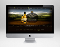 First Ireland Spirits Website