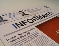 iNFORMANT! - Newspaper