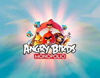 Angry Birds Monopoly