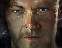 The Walking Dead ( Merle & Daryl Dixon)