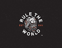 Rule The World - Branding