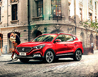 MG ZS Campaign