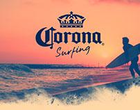 CORONA SURFING