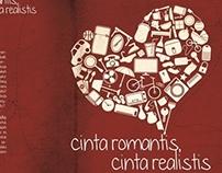 Cinta Romantis,Cinta Realistis Book