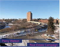 Percy Watson | Real Estate Campaign