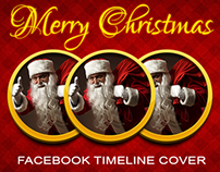 Christmas Facebook Time Line Cover