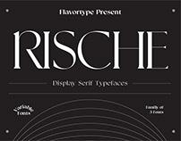 Rische Display Serif