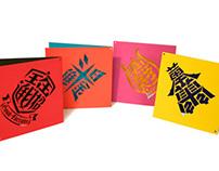 WishfulThinking Deco cards