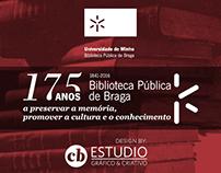 175 Anos da Biblioteca Pública de Braga