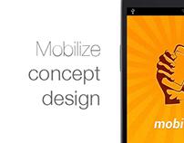 Mobilize concept design
