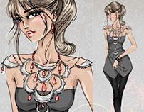 Jewellery armour