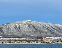 Carleton-sur-Mer panoramique