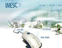 Imesc website